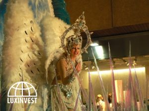 С 4.02 по 6.03 - Карнавал в Торревьехе! (Испания)