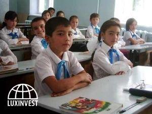 Русские дети в младших школах Испании