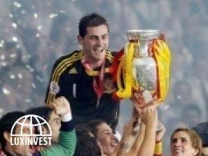 Большой футбол по-испански!