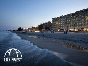Отель Allon Mediterránia - комфорт и уют на побере...