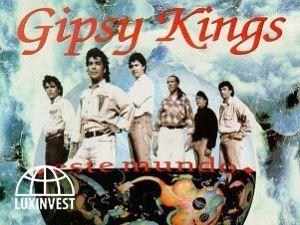 Концерт Gipsy Kings