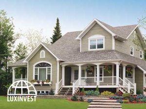 Начался рост продаж недвижимости в Америке