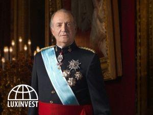 Король Испании Хуан Карлос I отрекся от престола
