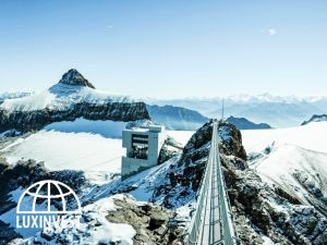 В Швейцарии строят мост, который будет соединять д...