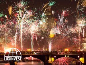 Празднование Нового 2015 Года в Мюнхене