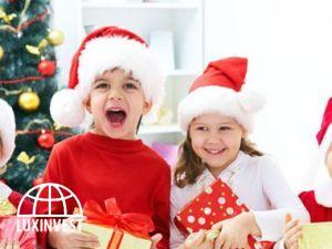 Новогодний утренник для детей