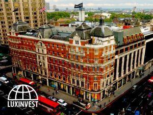Цены на недвижимость Лондона поблизости к Гайд-пар...