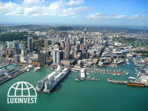 Растут объемы продаж недвижимости в Новой Зеландии