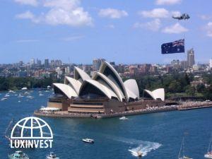 В Австралии увеличились объемы продаж недвижимости...
