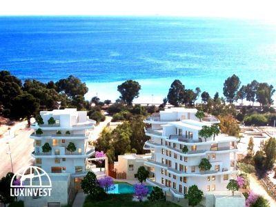 Вниманию инвесторов! Уникальный элитный комплексе на 1-ой линии моря на Коста Бланка в Испании! Рентабельность вложений 50% за 1 год!