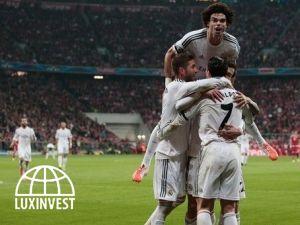 Новости футбола: Мадридский «Реал» вышел в финал Л...