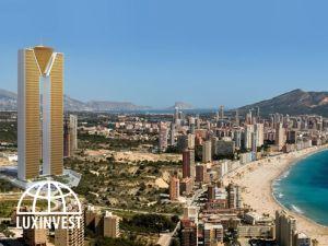 InTempo - самый высокий дом в Европе, расположенны...